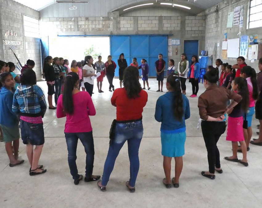 Christian Science Monitor: In push to end child marriage in Guatemala, young women are on the front line
