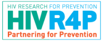 New Population Council Data on HIV and STI Prevention  Tools and Strategies Presented at HIVR4P 2016