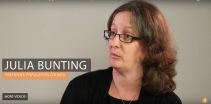 Devex: Julia Bunting on Devastating Impact of Mexico City Policy and Lifesaving Work of UNFPA