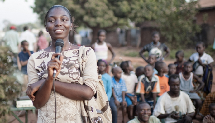 Girl Summit 2014: Calling for an End  to Child Marriage and FGM