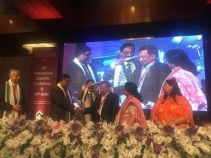 Dr. Ubaidur Rob honored by Obstetrical and Gynecological Society of Bangladesh