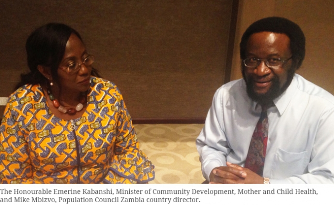 Global Leaders Gather in Lusaka to Discuss Progress and Challenges in Reproductive Health, HIV, and Gender-based Violence