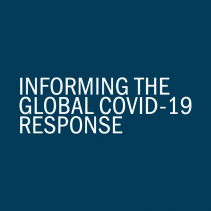 Informing the Global COVID-19 Response