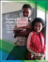 Building the Assets to Thrive: Addressing the HIV-related Vulnerabilities of Adolescent Girls in Ethiopia