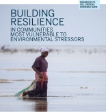 Building resilience in communities most vulnerable to environmental stressors