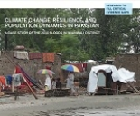 Climate change, resilience, and population dynamics in Pakistan: A case study of the 2010 floods in Mianwali District