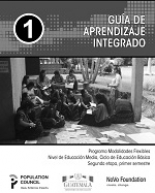 Program Modalidades Flexibles: Integrated Curriculum Guide