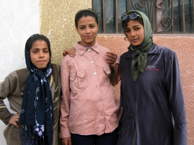Survey of Adolescents in Egypt
