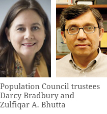 Global Investment, Health Experts Join Population Council Board of Trustees