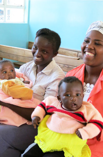 New DHS Reports from Kenya and Zambia Point to Improving Maternal and Child Health
